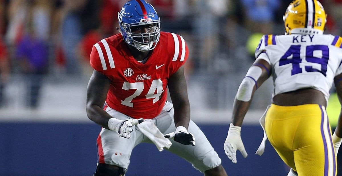 Greg Little Has An NFL Future, But His Focus Is On The Rebels