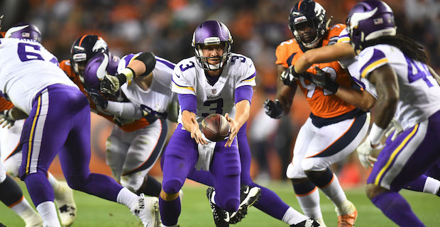 Vikings 53-man roster prediction after first preseason week