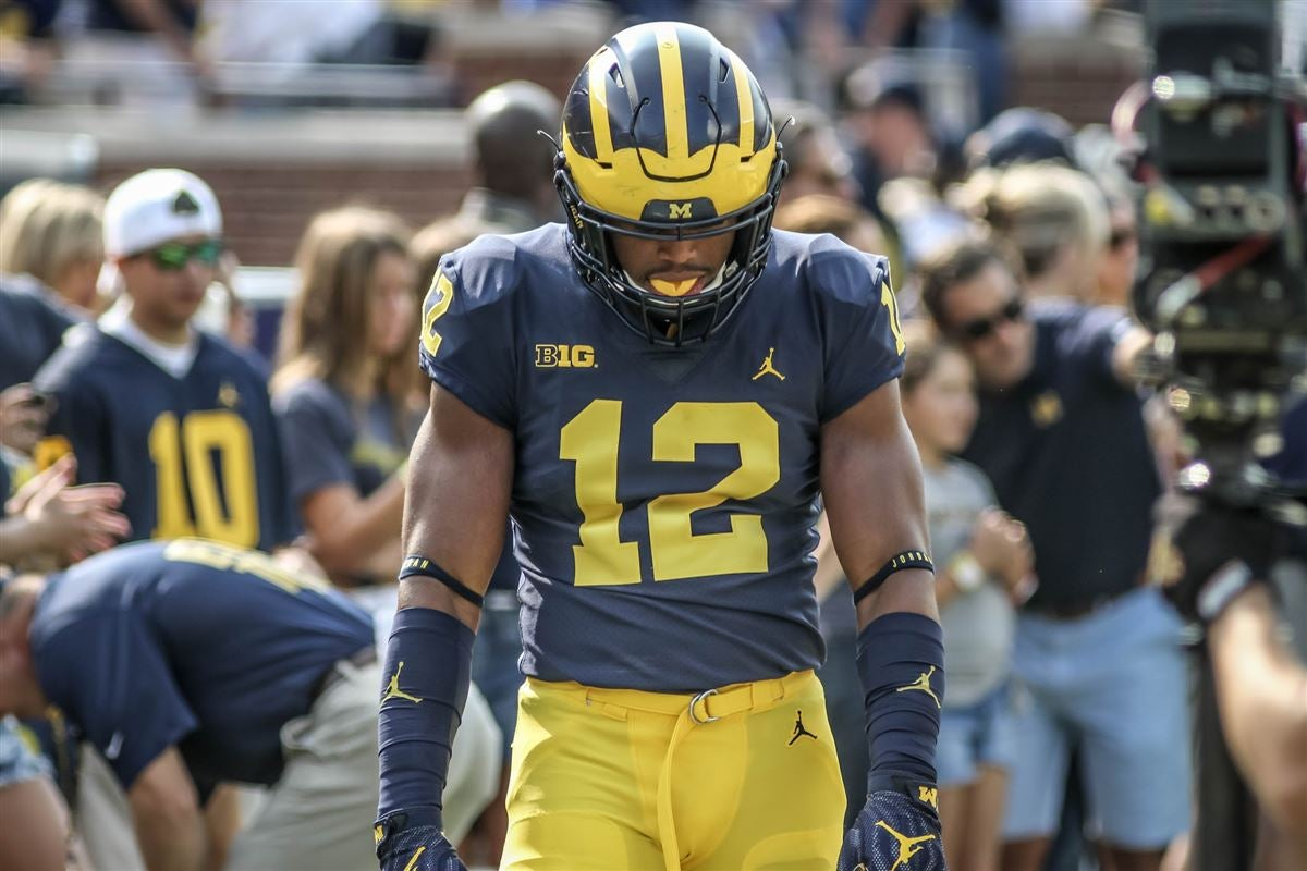 WATCH: Michigan's most interesting position battles in 2018