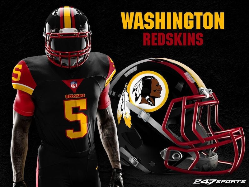 new redskins jerseys