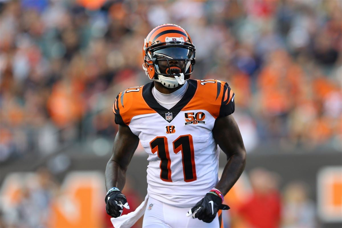 Report: Brandon LaFell released by Bengals