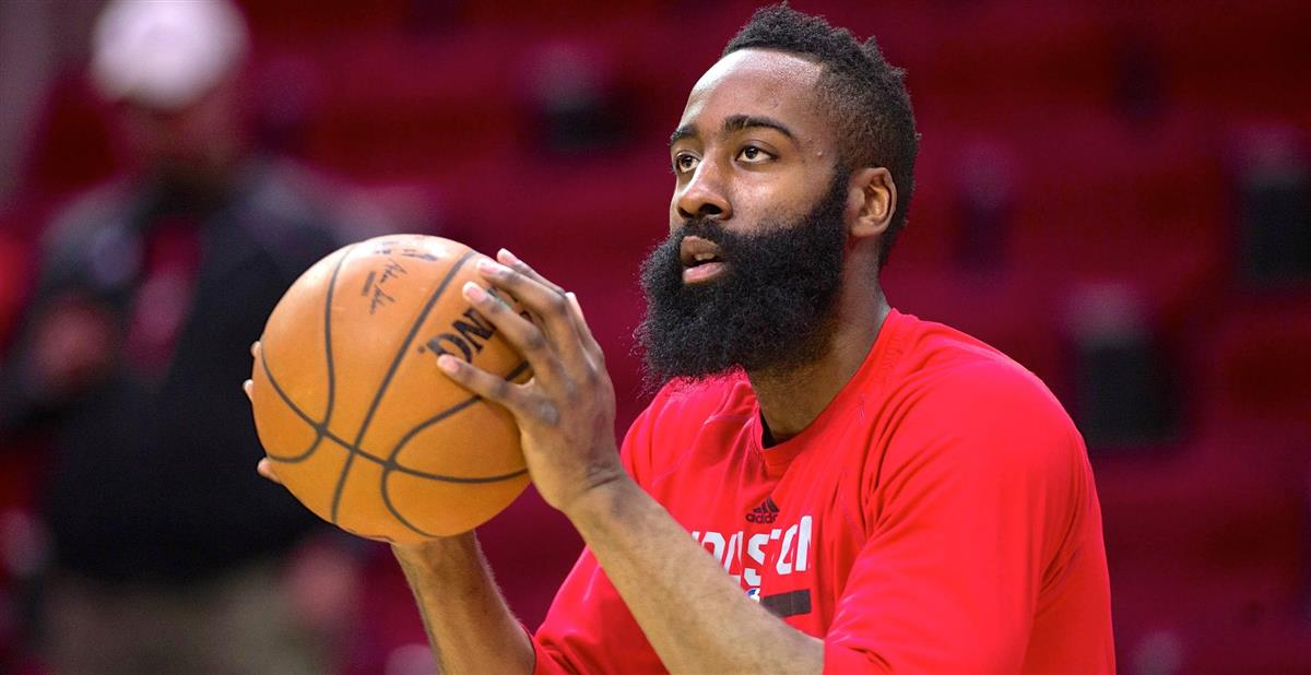 Scottsdale police investigating Harden's phone throwing incident