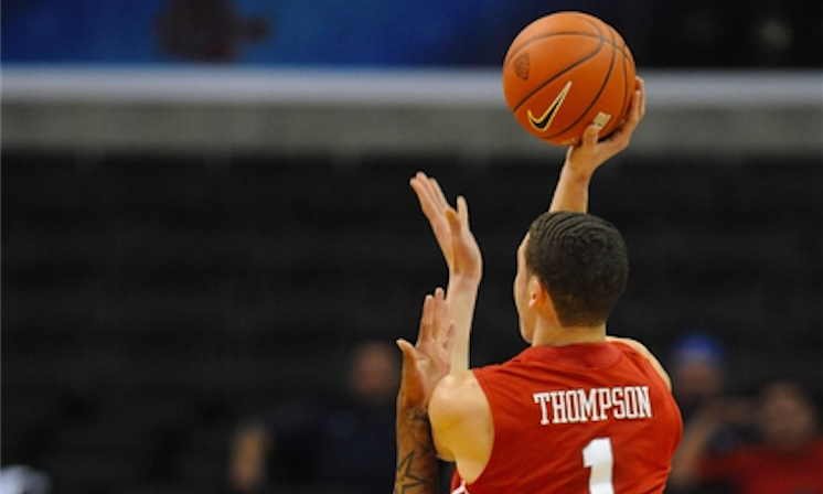 Klay Thompson's WSU Years: 10 photos and fast facts