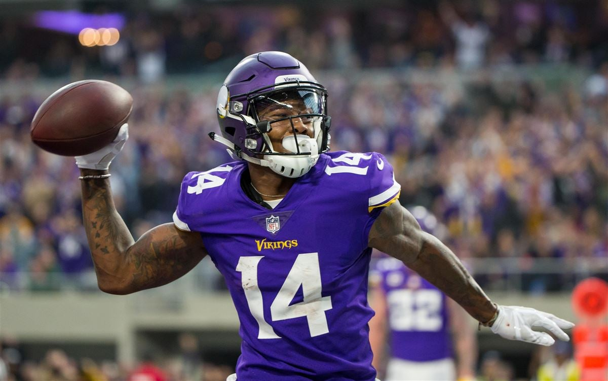 Diggs Inks Five-Year Extension With Vikings