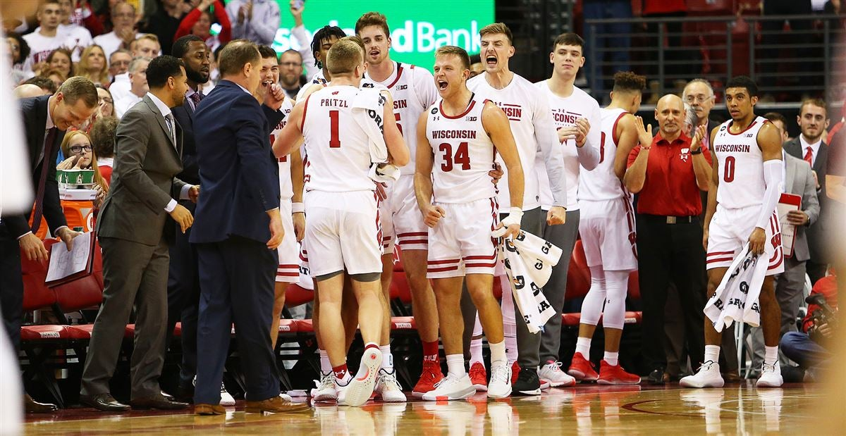 LIVE GAME THREAD: Wisconsin vs. Indiana
