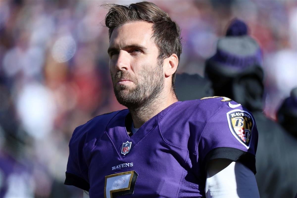 Former Ravens players critical of QB Joe Flacco