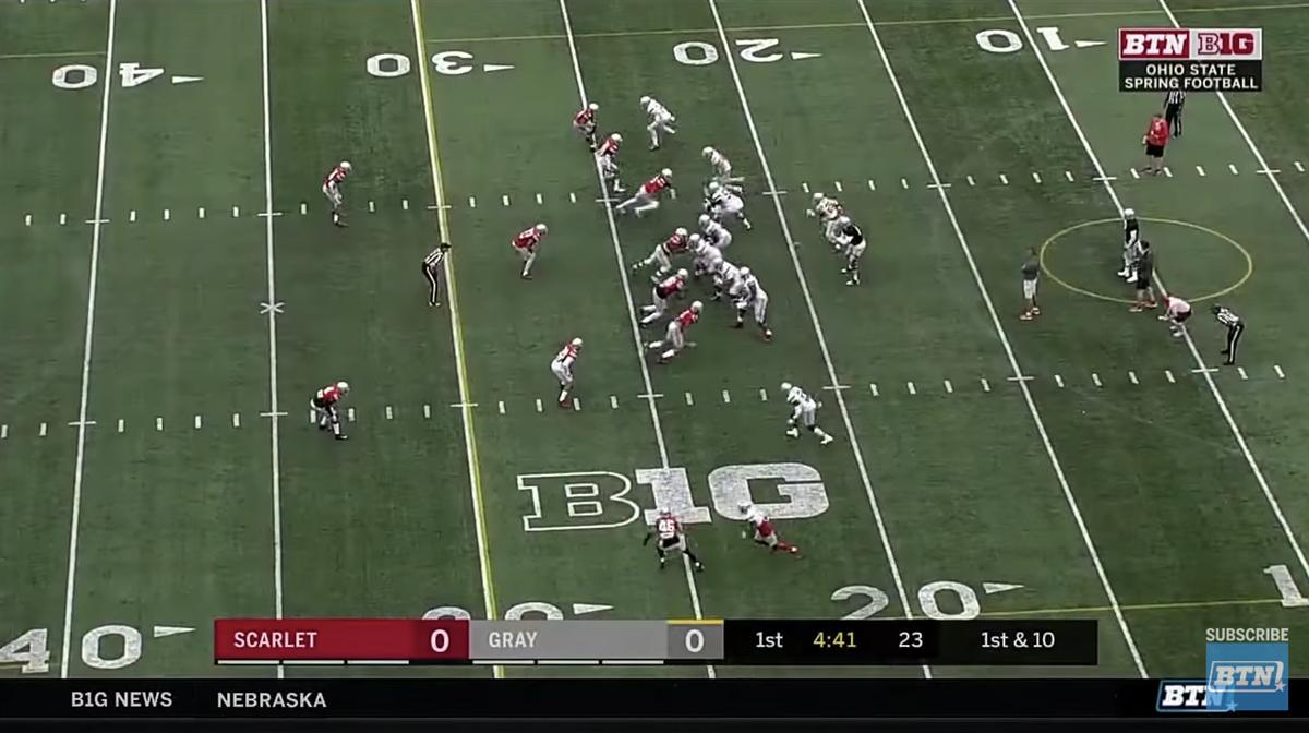 WATCH: Joe Burrow's highlights at Ohio State