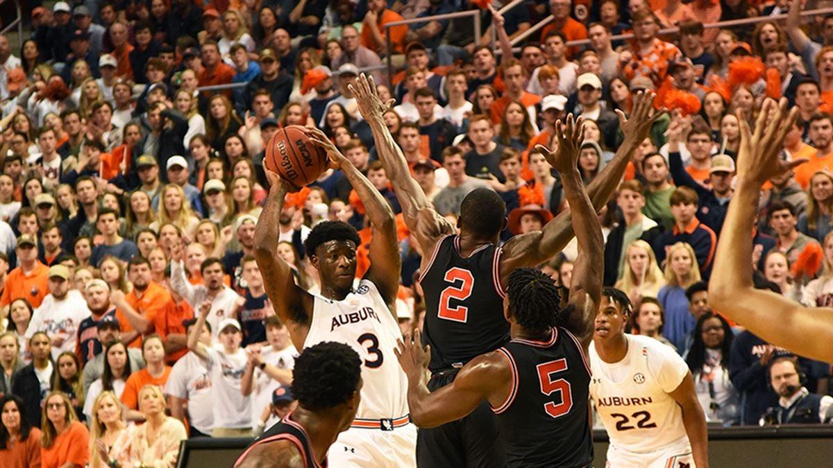 Gamecocks Up Next As Basketball Tigers Return To Auburn Arena