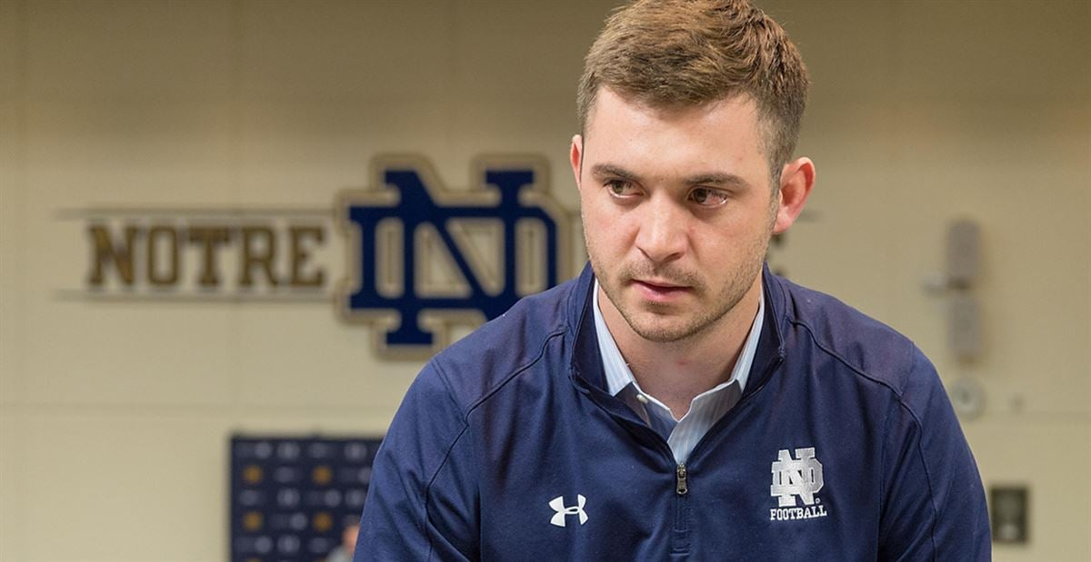 Rees has Notre Dame quarterback recruiting rolling along nicely