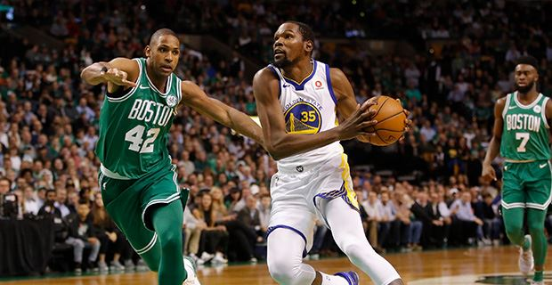 c137dfd71fff Kevin Durant explains why Tom Brady couldn t lure him to Celtics