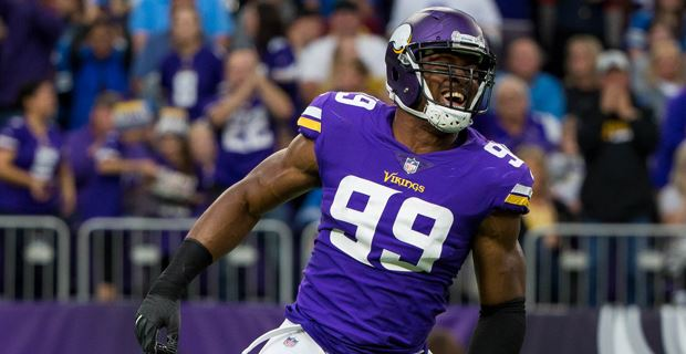 official photos 92eee bec2b Danielle Hunter signs massive contract extension with Vikings