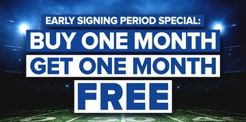 OU Football Recruiting Orange Bowl BOGO Monthly VIP Special College
