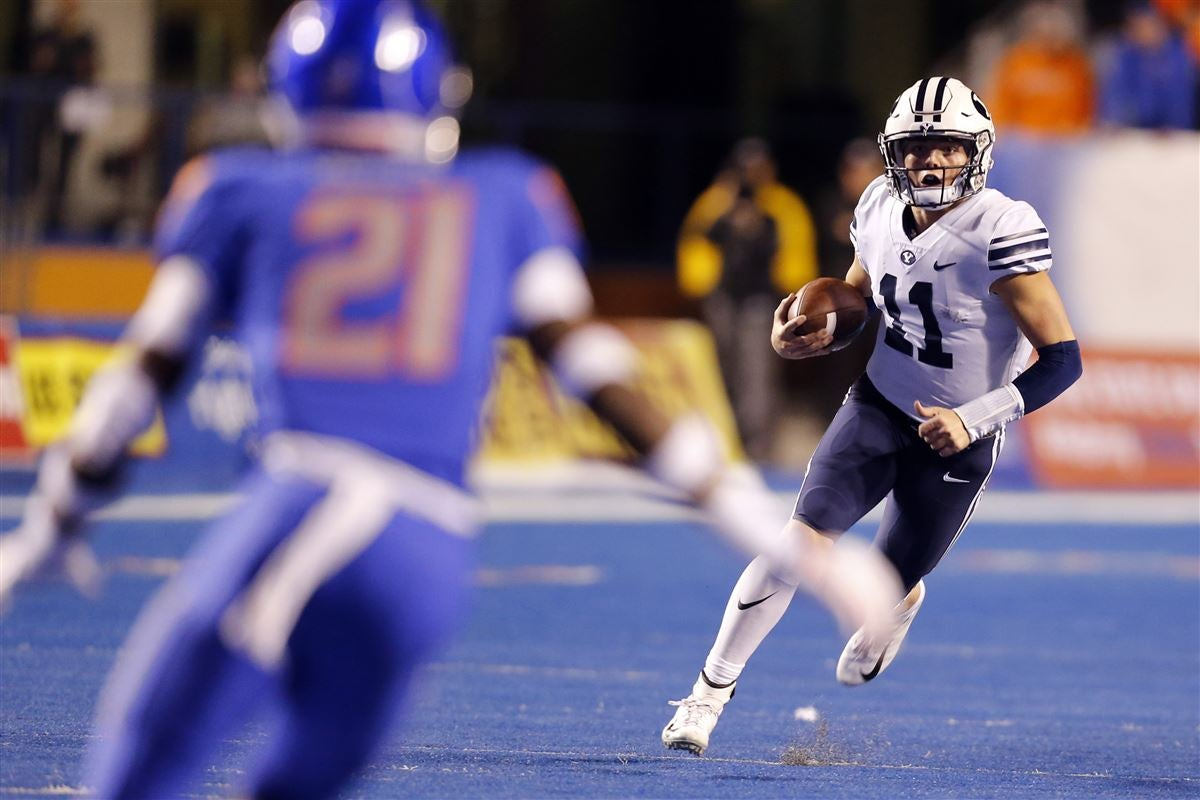 5 Numbers That Matter When Boise State And BYU Kick Off