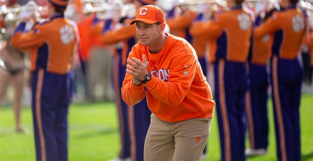 Dabo insults his team with Alabama history