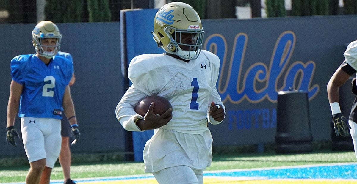 UCLA Practice Photo Gallery No. 3