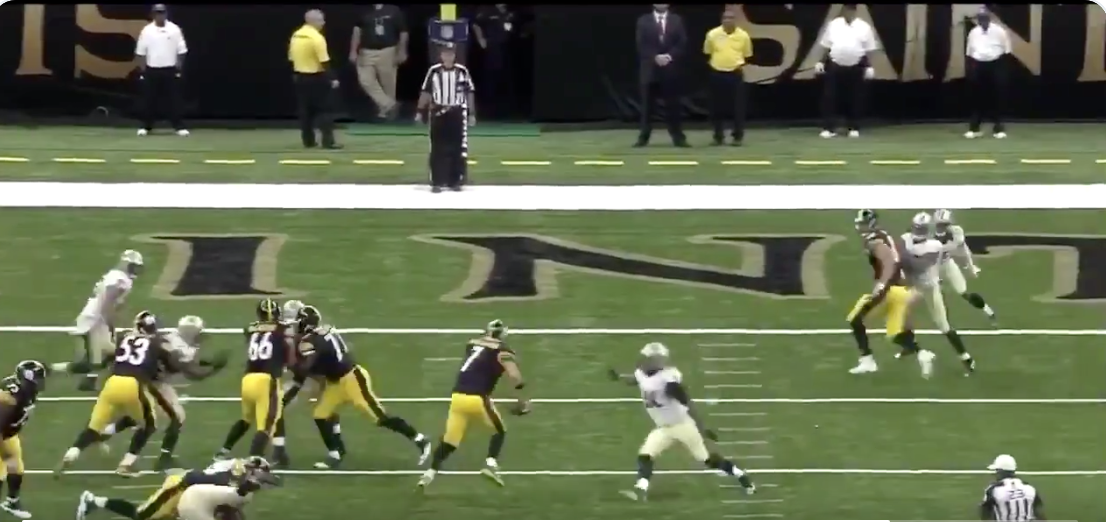 Reviewing the last time Ben Roethlisberger faced Cameron Jordan 8ab8eb87f