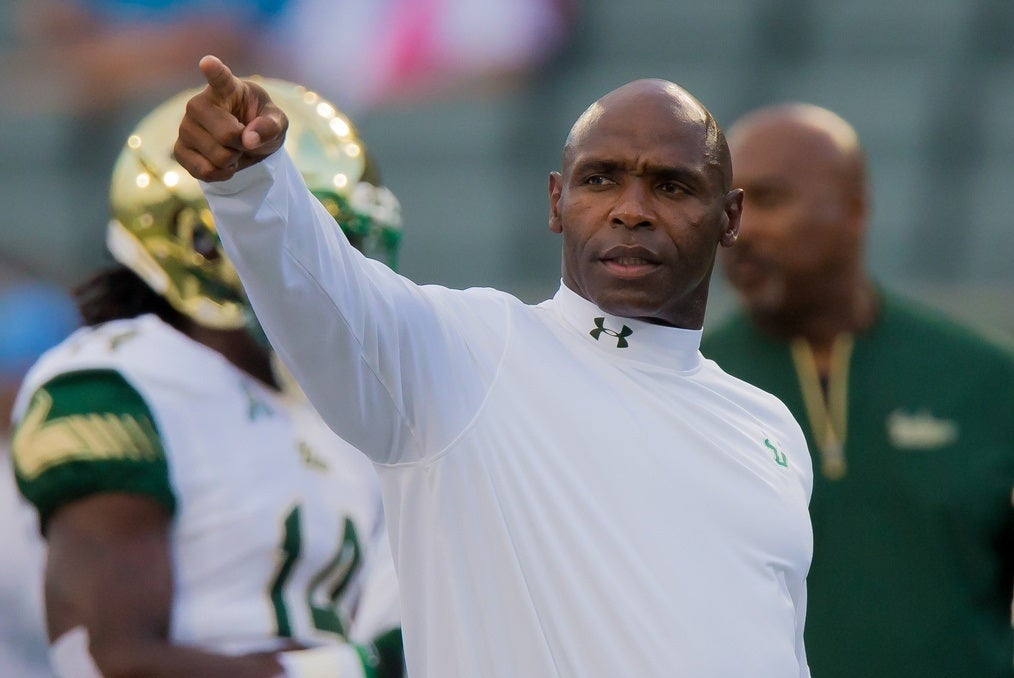 USF football practice notes: August 5th