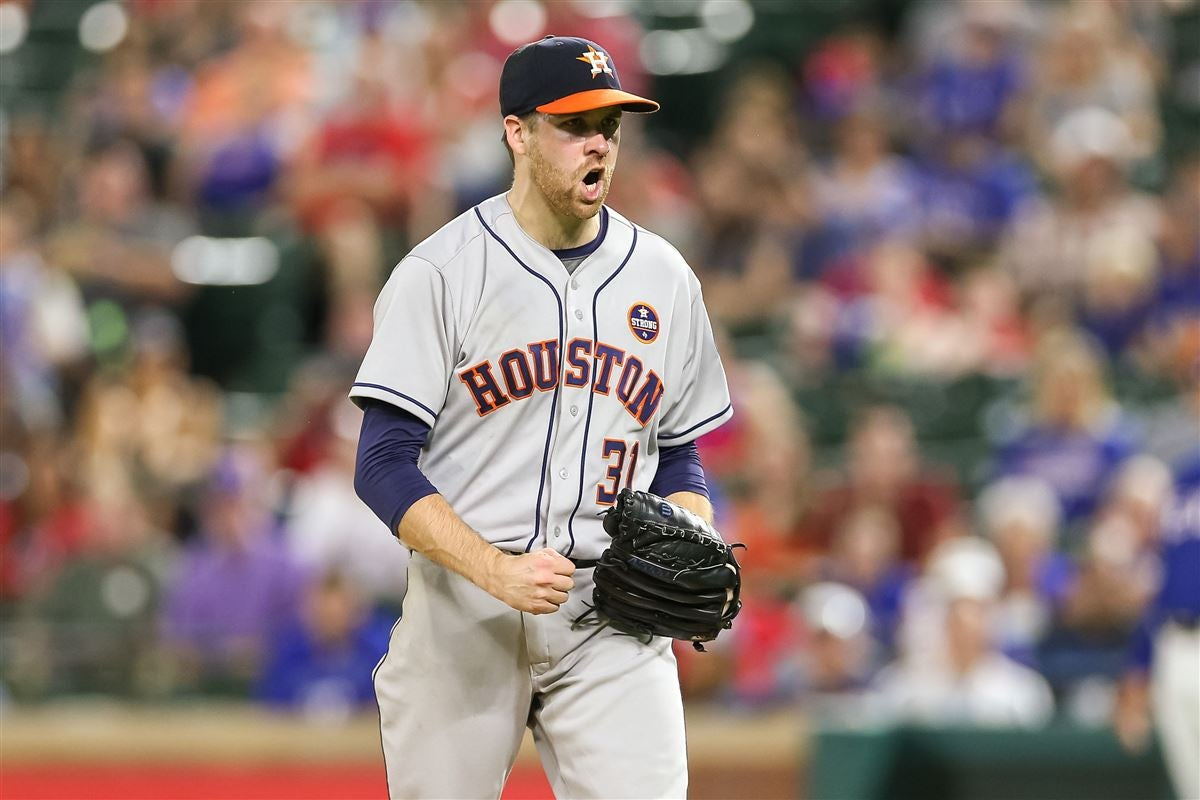 the best attitude daac1 657fa Should the Houston Astros be shopping Collin McHugh?