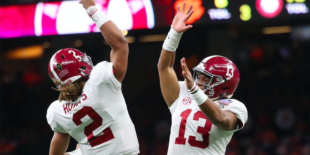 Who ya got? Projecting Alabama's quarterback situation