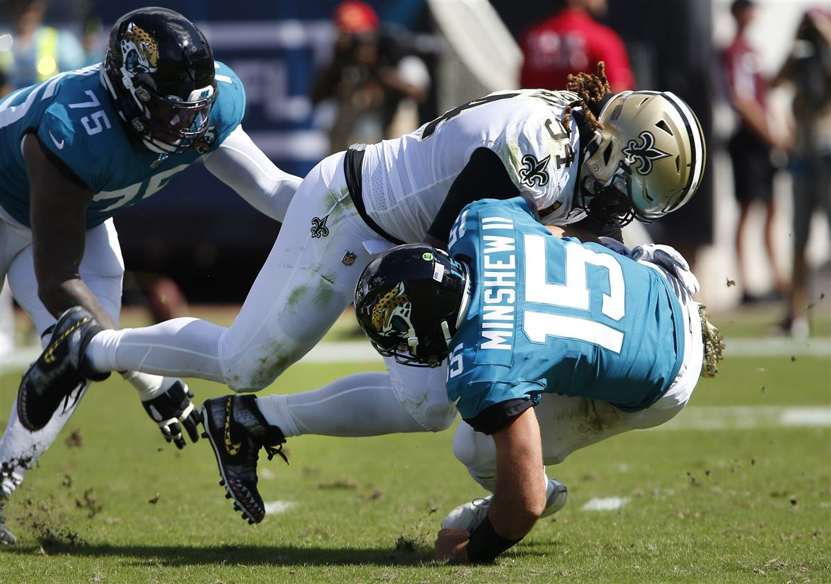 A difficult NFL day for Gardner Minshew
