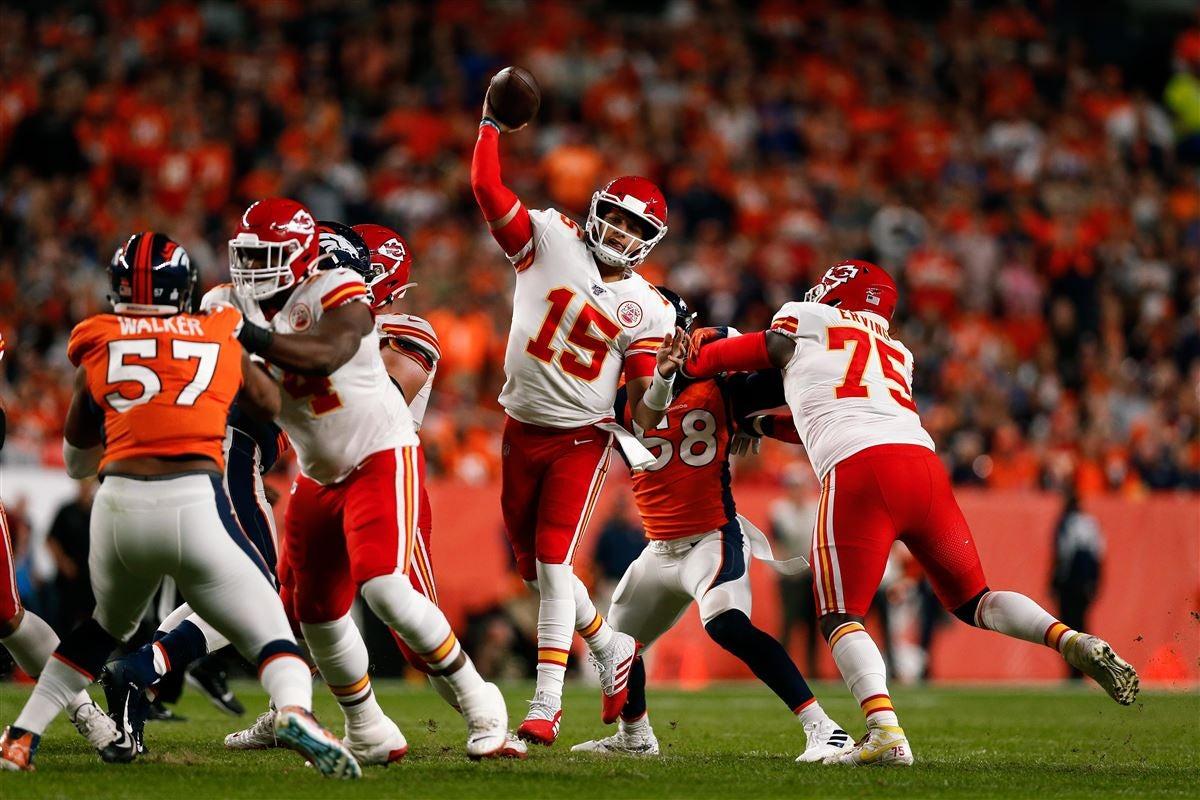 NFL 'Noles: Chiefs shut down the Broncos on TNF