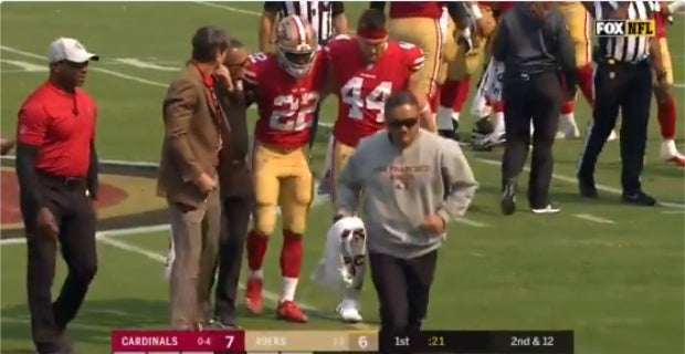 Matt Breida ruled out with ankle injury f74cb9f94
