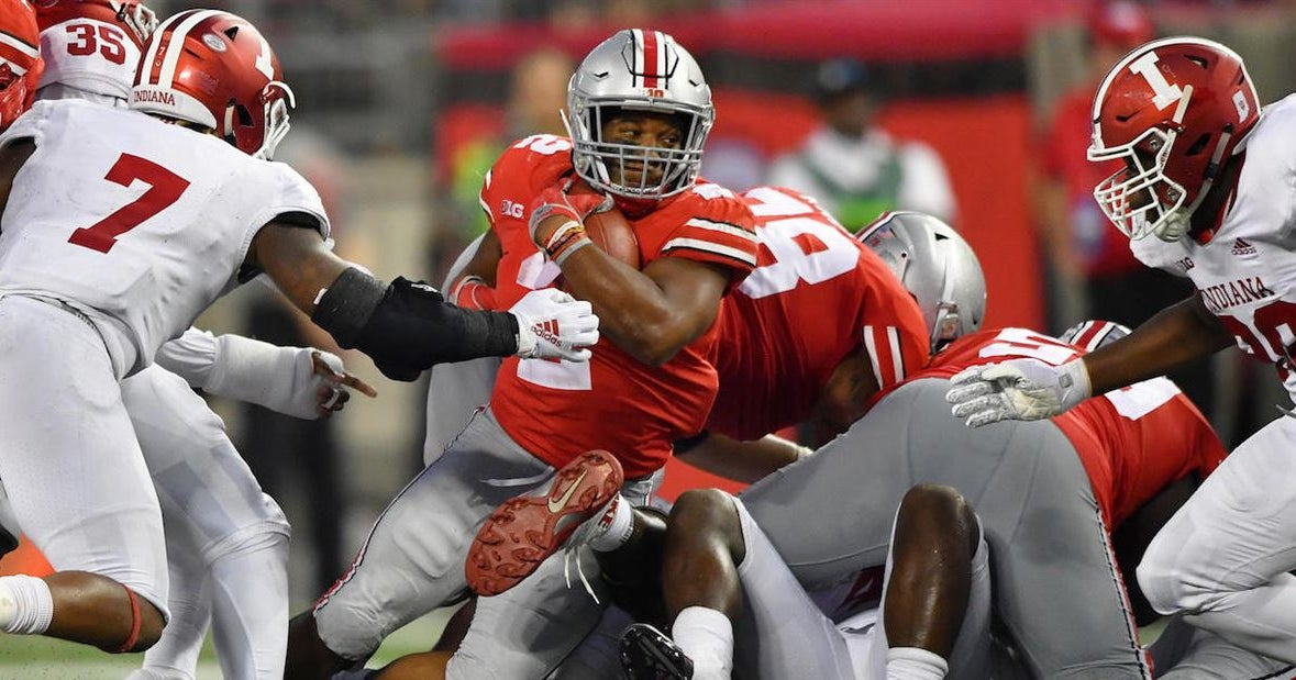 Ranking Ohio State's schedule easiest to toughest
