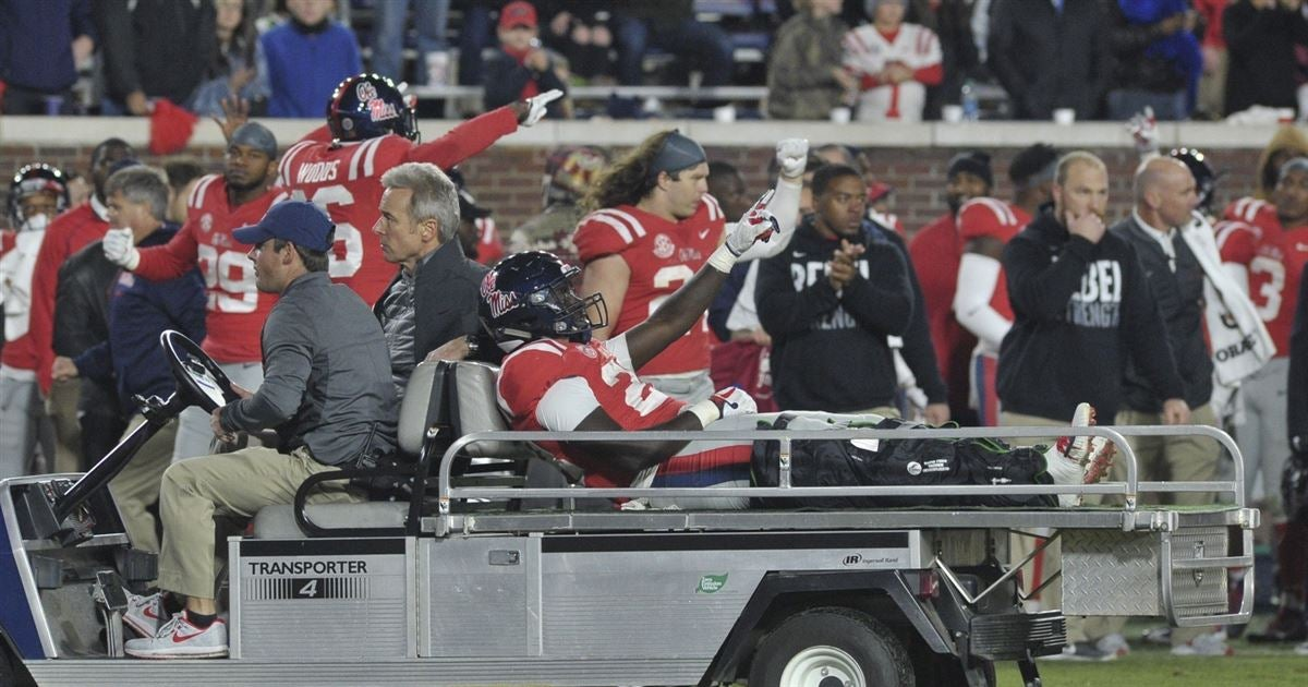 Ole Miss Football Rebels Dealing With More Injuries As Egg Bowl Looms Dead Ahead