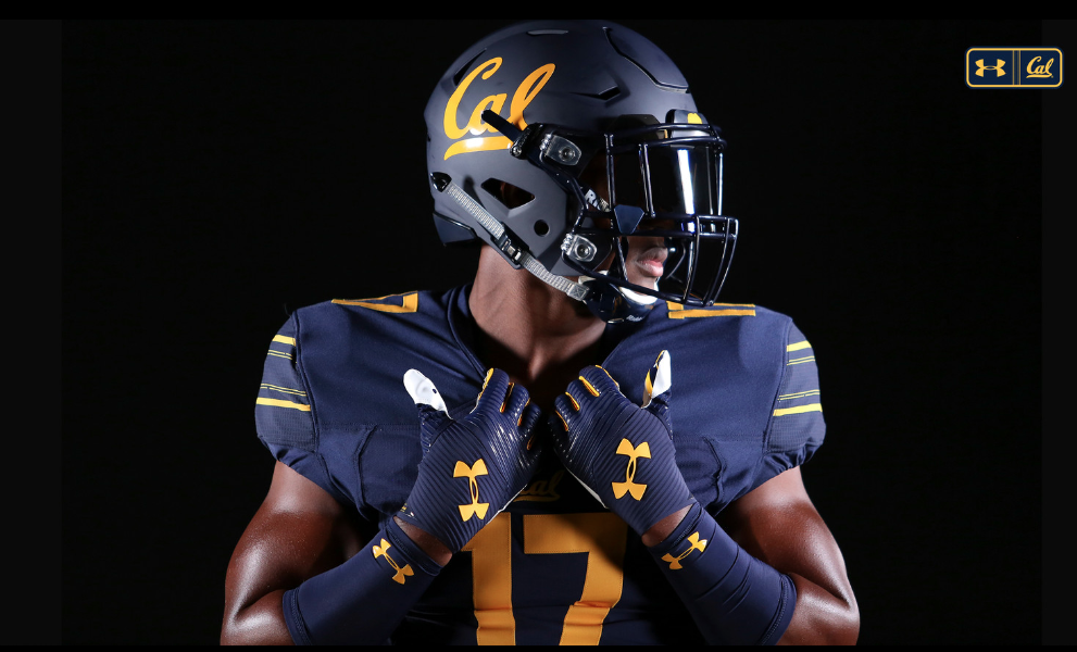 separation shoes 60f91 8a573 Tradition returns to Cal football uniforms