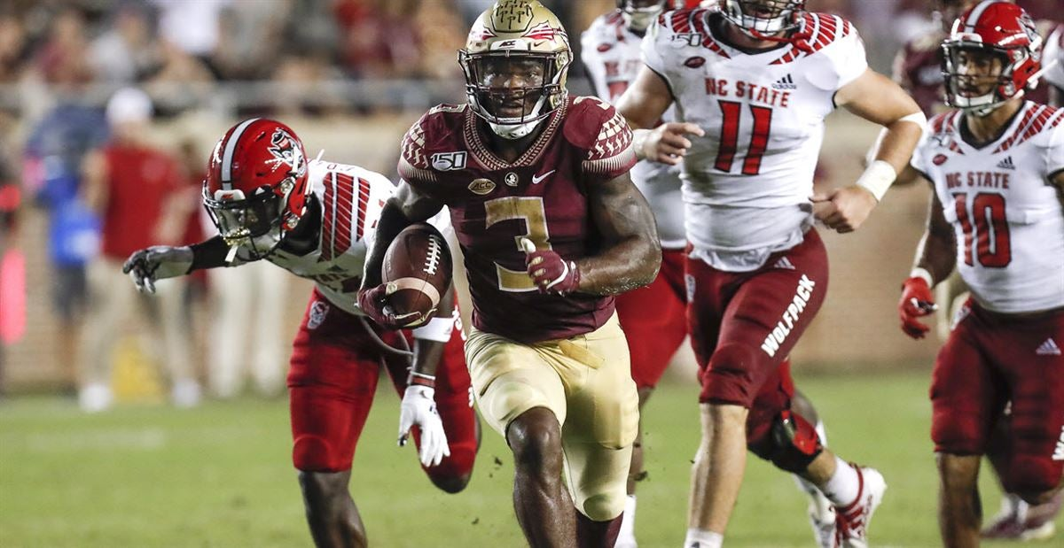 Cam Akers Los Angeles Running Back