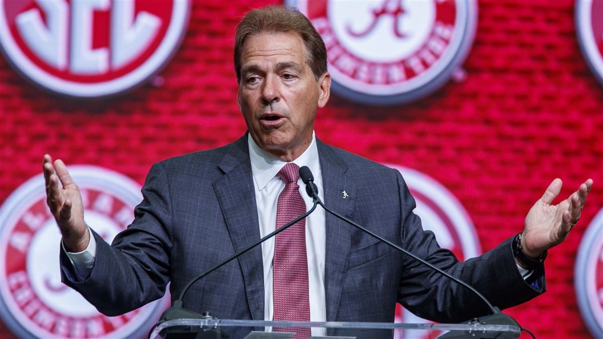 Ranking every Nick Saban signing class at Alabama