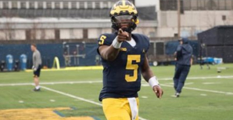 Heights, weights, jersey numbers revealed for Michigan freshmen