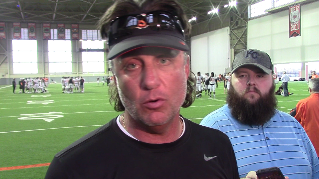 Gundy gives his item by item spring football update c09210375