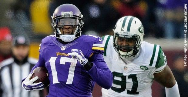 Wright Johnson Liven Up Vikings Pass Game