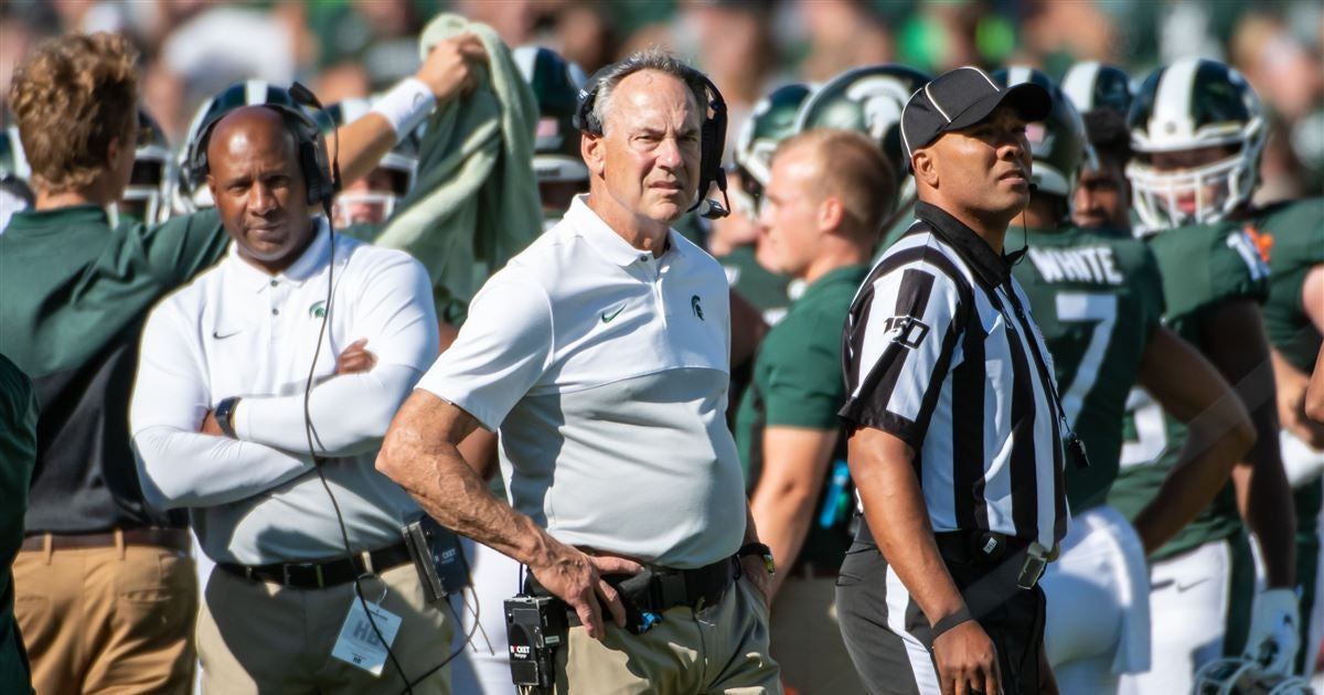 WATCH: Dantonio: 'We will regroup. I can promise you that.'