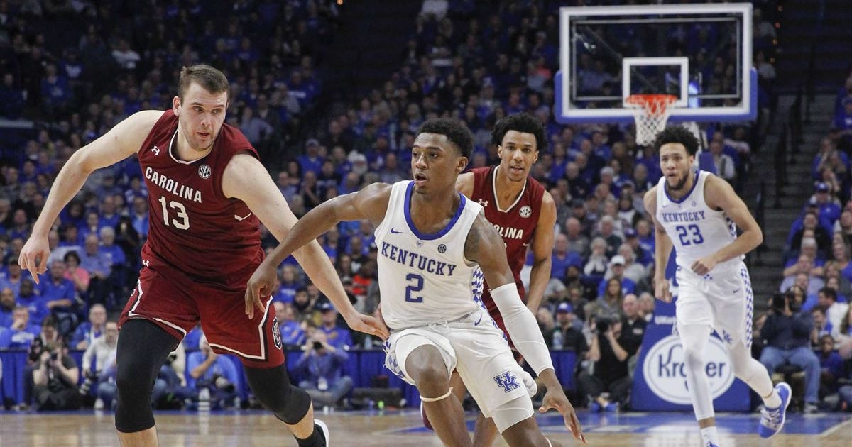 How To Watch No 10 Kentucky Vs South Carolina