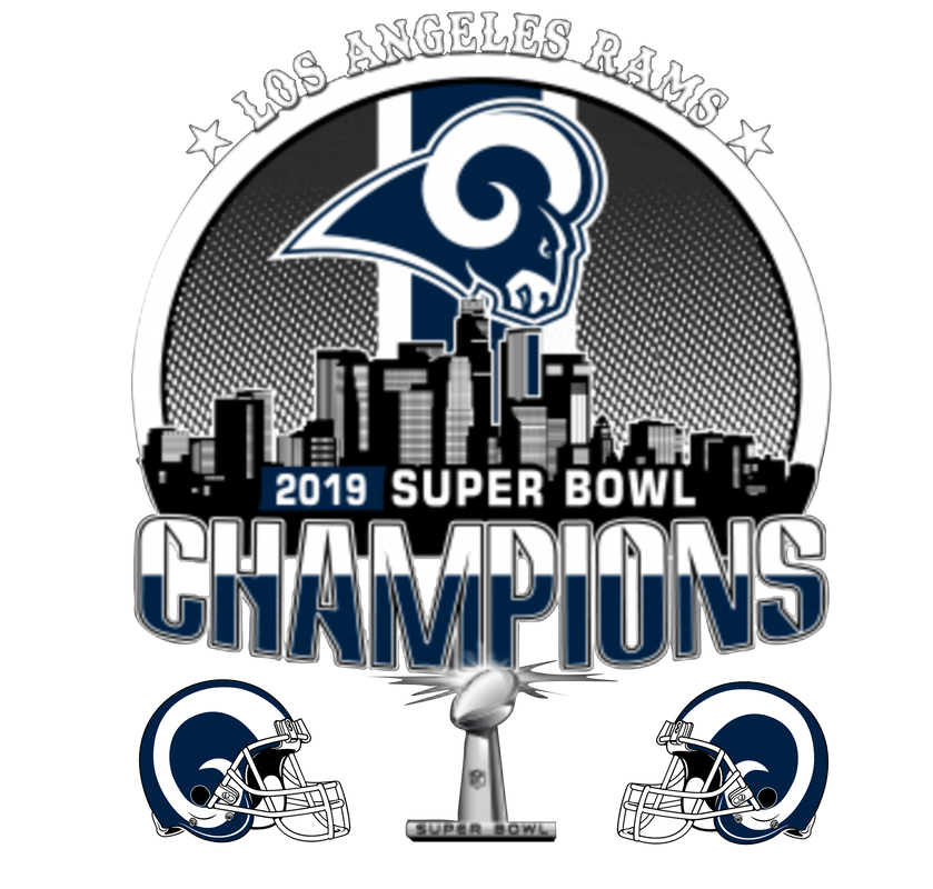 e7802b14837 Our LA Rams Super Bowl Champions shop has limited edition LA Rams Super  Bowl 53 apparel with the entire 2018-2019 LA Rams roster printed on select  items.