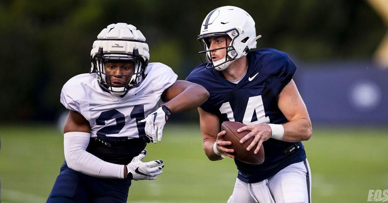 PHOTOS: Penn State's Pitt week open practice