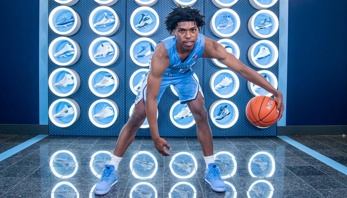 Caleb Love, Day'Ron Sharpe Listed Among College Basketball's Top 25 Impact Freshmen