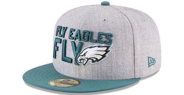Philadelphia Eagles 2018 NFL Draft Cap released 58df4042fdb