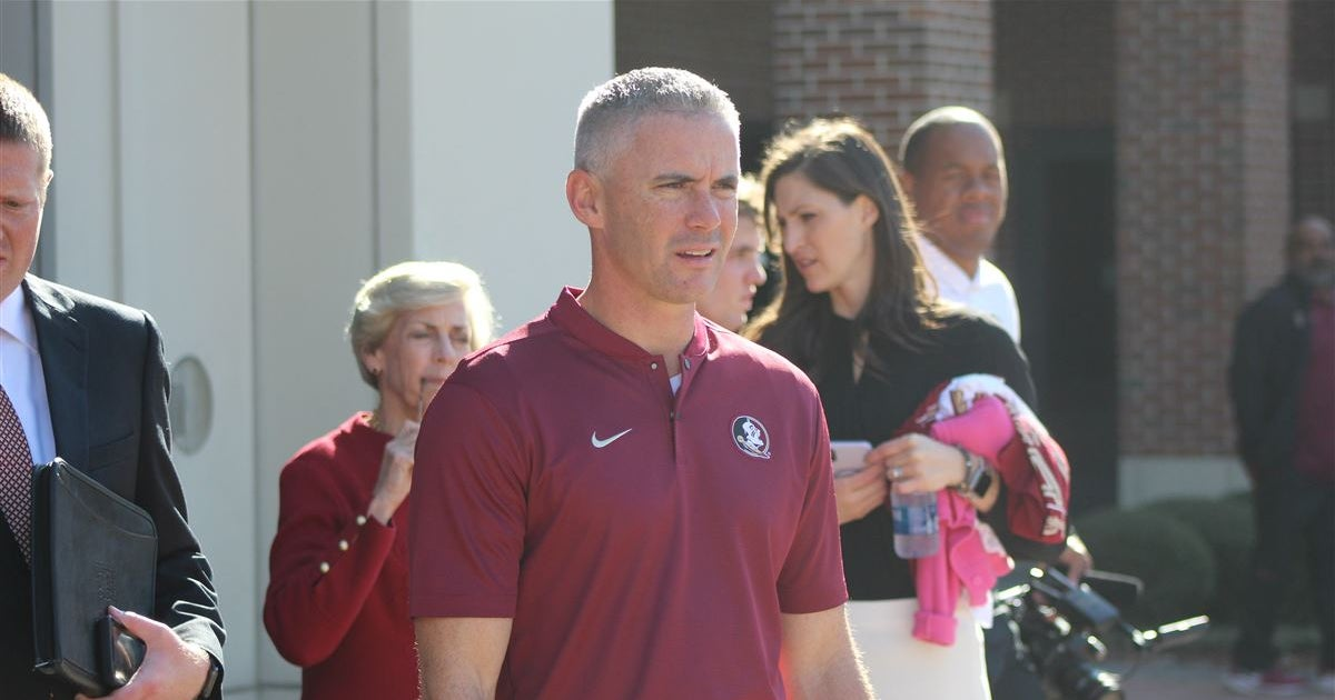 FSU's Mike Norvell has unique approach to offseason workouts