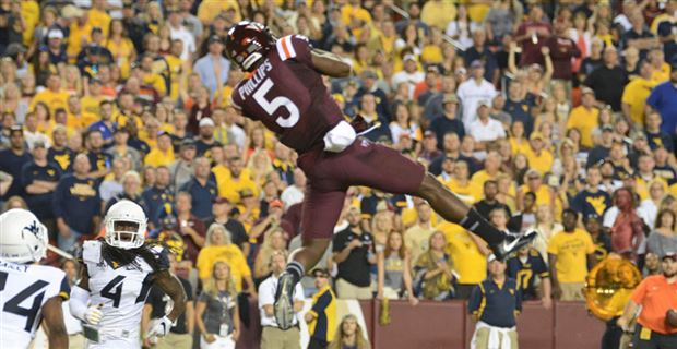 Can Phillips Break Another Virginia Tech Record This Weekend