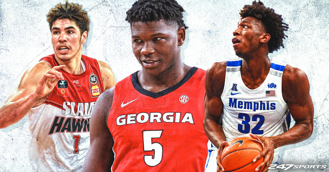 NBC Sports reveals latest 2020 NBA Mock Draft