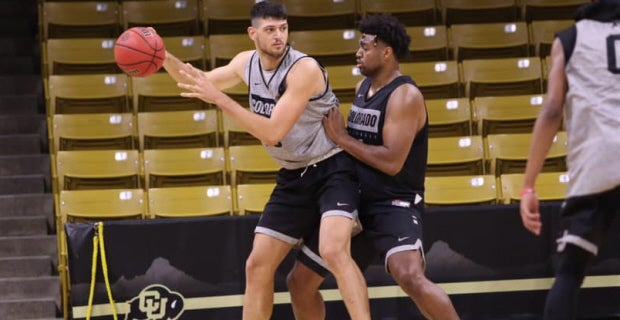 Frank Ryder is the feel good story of 2019 for the Buffaloes