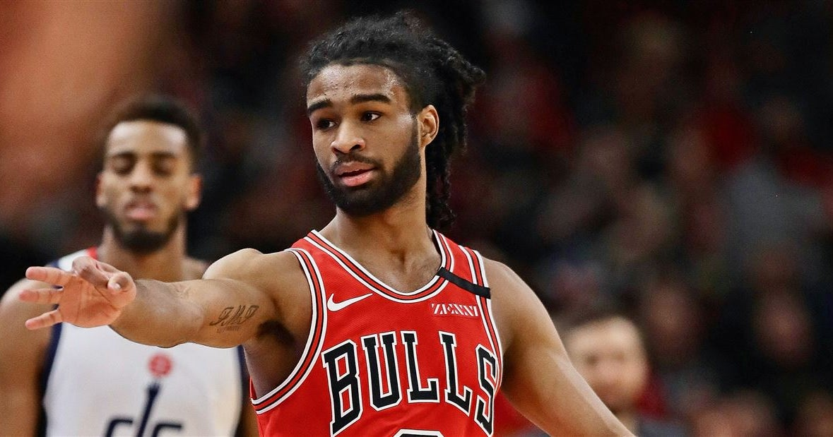 Billy Donovan: Coby White is Chicago Bulls' Primary Point Guard
