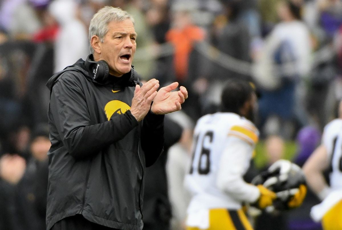 Ferentz: Illini 'one of the most improved teams in the country'