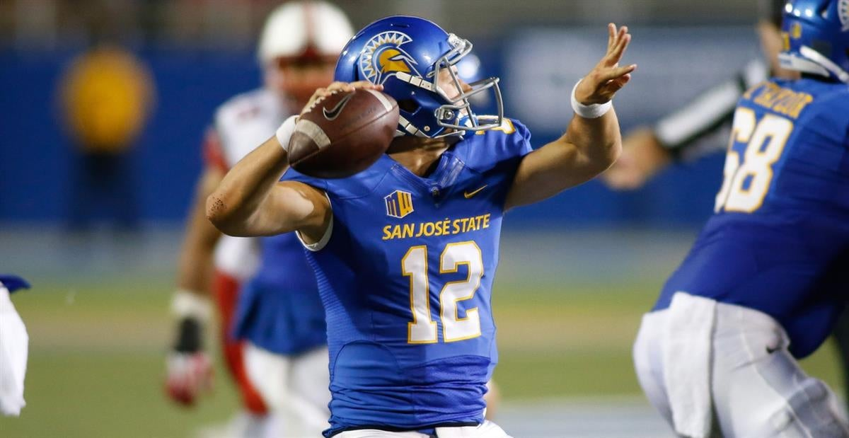An Early Look At San Jose State S 2019 Football Schedule