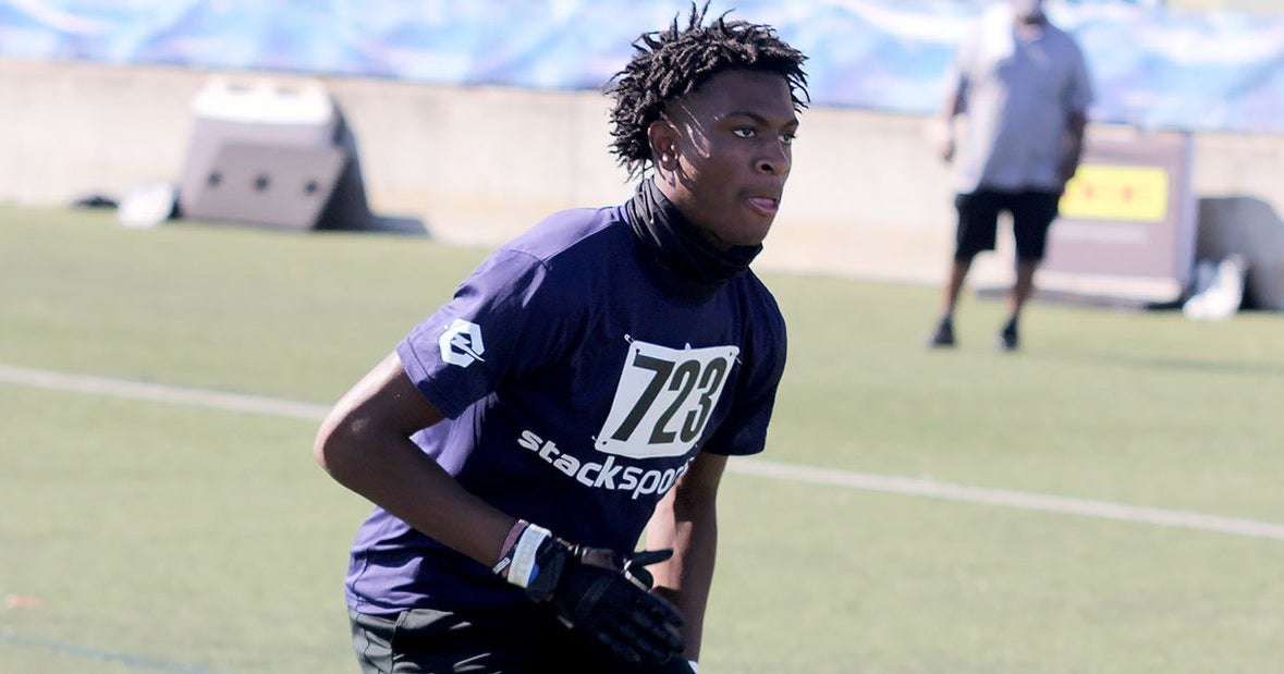 Four-Star CB Tayon Holloway Commits To UNC