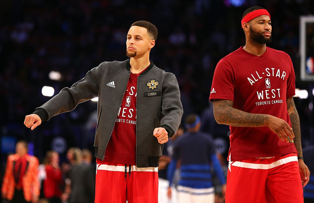 Steph Curry: Cousins gives Warriors 'new dimension'