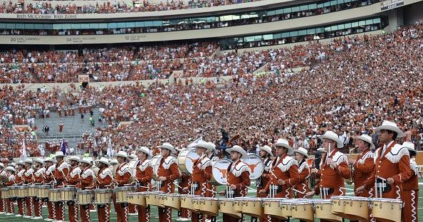 Report: Texas band won't play at Baylor game